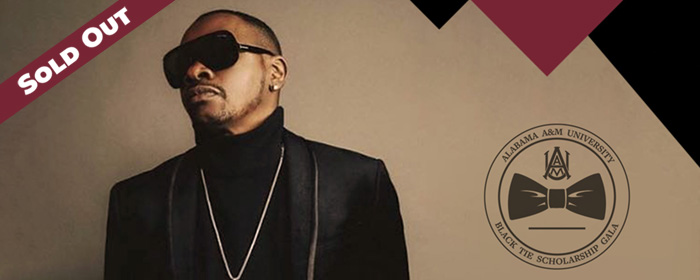 19th Annual Black Tie Scholarship Gala featuring Grammy nominated R&B artist, K-Ci of Jodeci