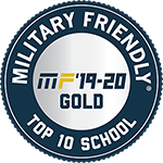 Military Friendly Schools branding