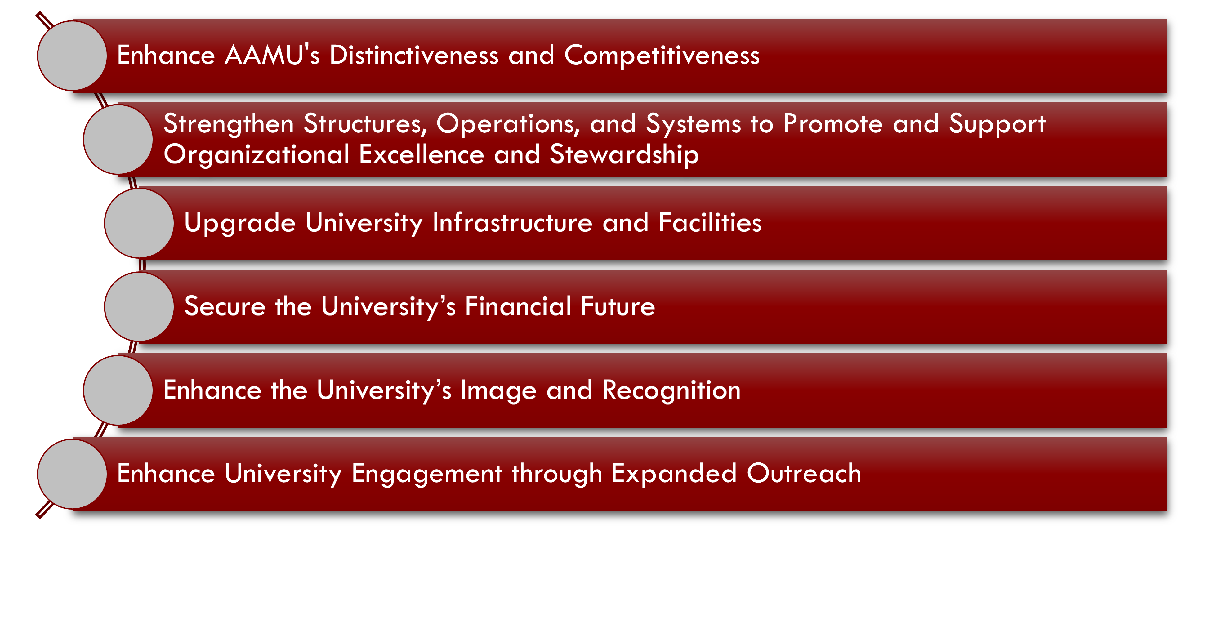 AAMU Strategic Priorities