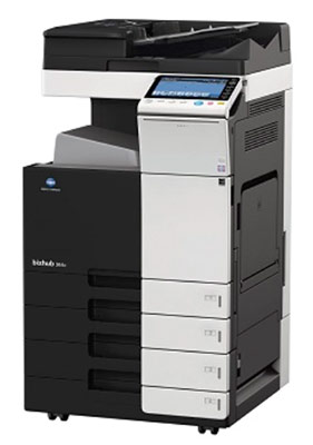 Konica Minolta Bizhub Multi-function Printer/Copier/Scanner