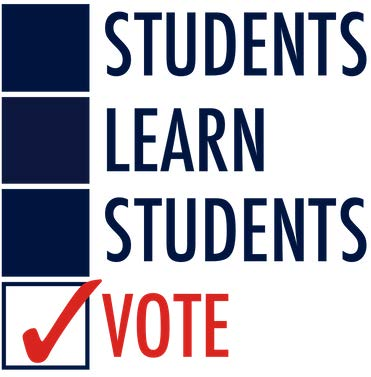 Students Learn Students Vote Logo