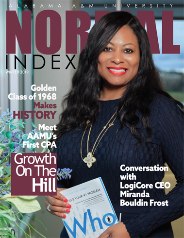 AAMU Magazine Covers Wide Range of Stories