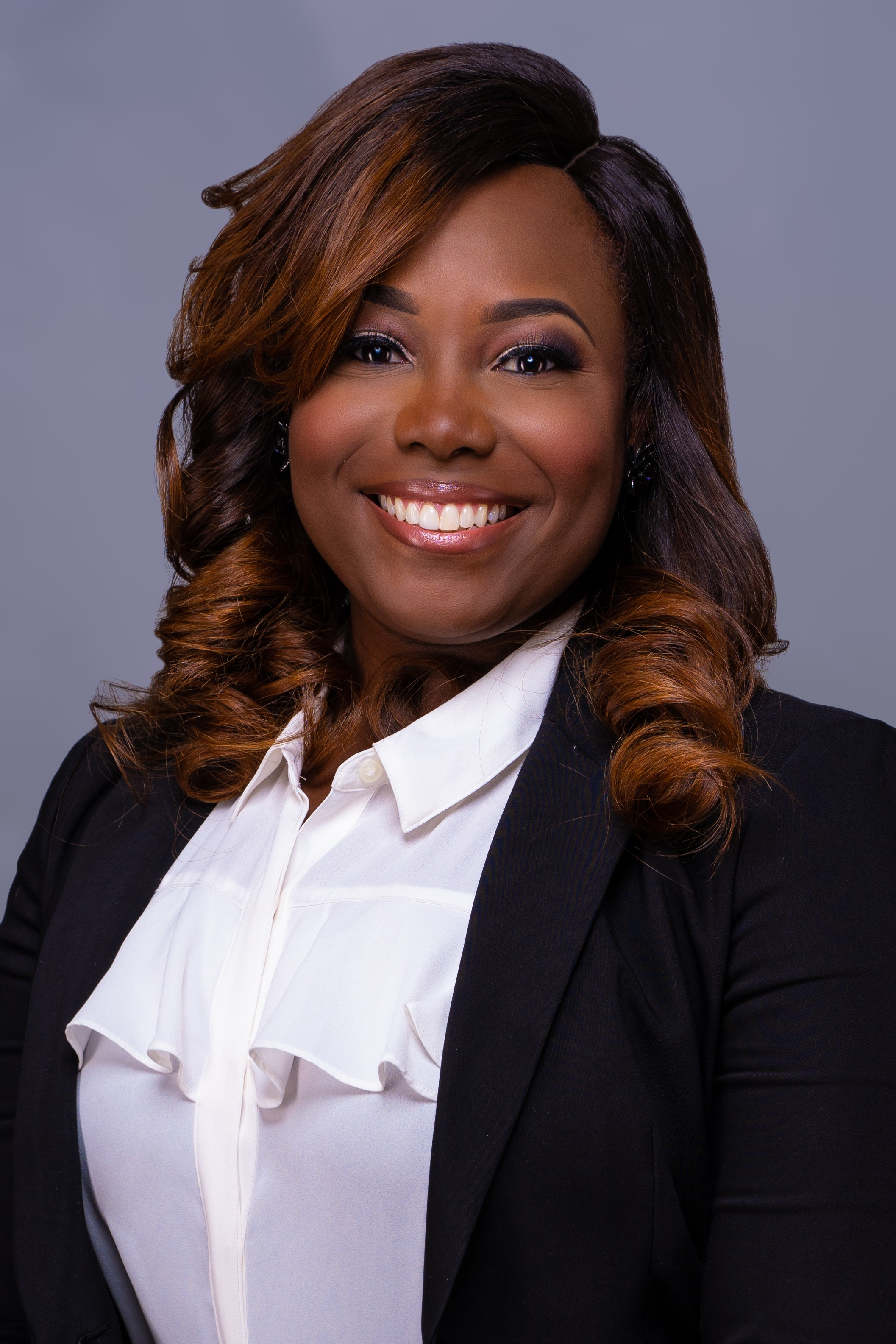 Photo of Dr. Brittany A. Holloman
