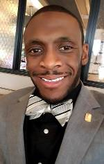 Photo of Brandon Harris, M.S., Academic Advisor
