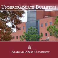 Undergraduate bulletins, Alabama A&M University