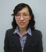 Photo of Dr. Xiang (Susie) Zhao