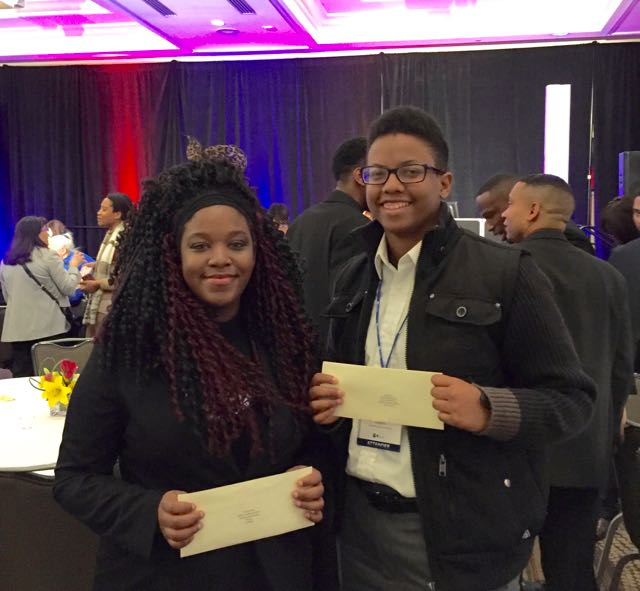 AAMU Physics Students Earn Two 1st Place Honors