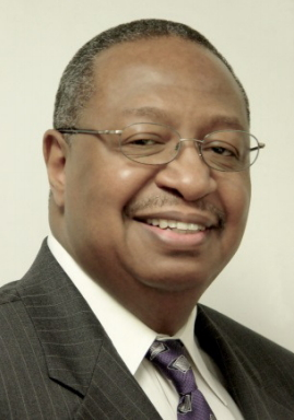Photo of Dr. Matthew E. Edwards founder of AAMU STEM Days