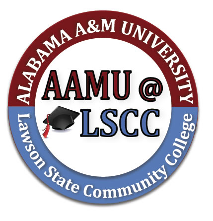 AAMU @ Lawson State Community College logo