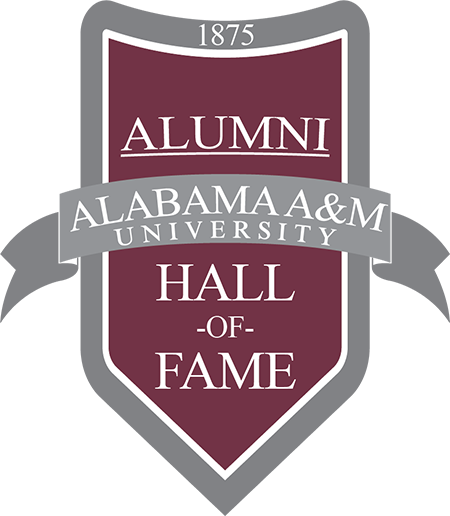 AAMU Alumni Hall of Fame Logo