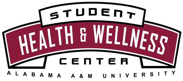 Alabama A&M University Student Health and Wellness Center logo